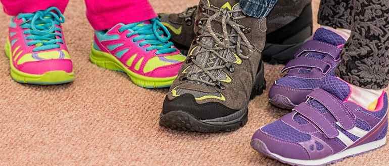 грязные кросссовки